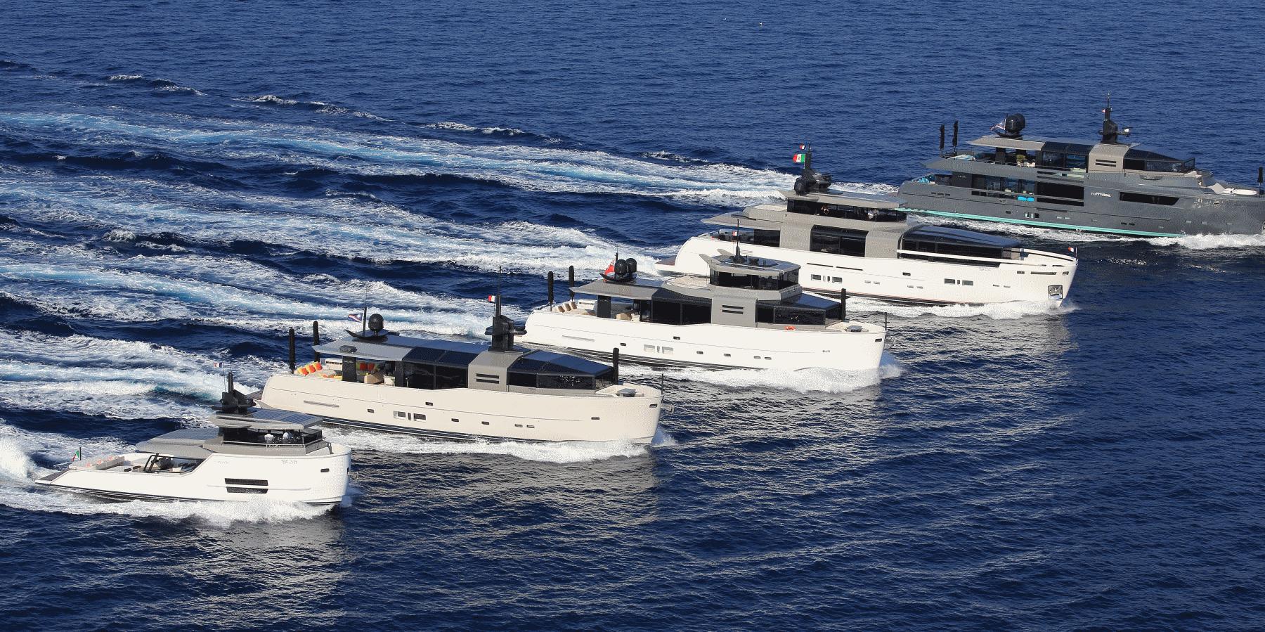 Arcadia fleet