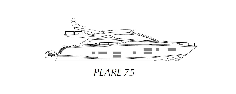 Pearl 75 slider